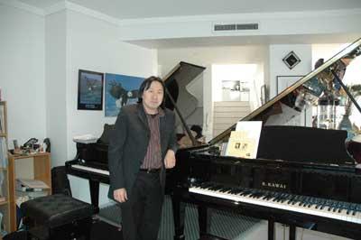 像钢琴家一样学琴记李运生先生谈钢琴教学-澳洲唐人街