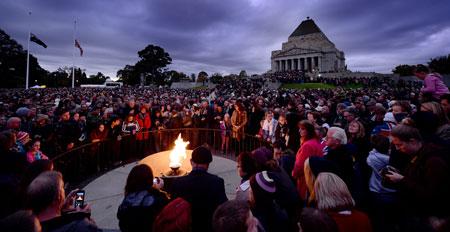 ANZAC Day 解密澳纽军团纪念日-澳洲唐人街