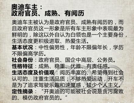 奔驰收入高 路虎文化低 胡润发布中国豪车车主特性-澳洲唐人街