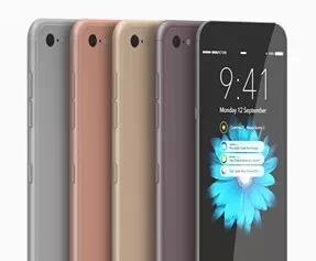 酷毙!iPhone 7曝光:全息投影+裸眼3D +home 键显示通知-澳洲唐人街