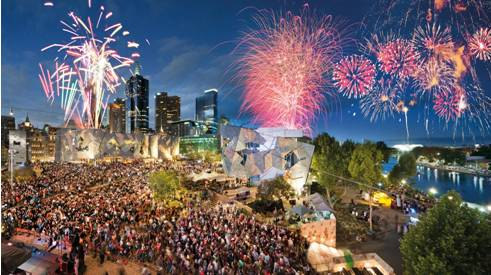 Countdown to the New Year! Melbourne New Year's Eve Activities Guide!