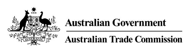 钱多事少离家近!澳大利亚贸易委员会招聘!工作地点在中国