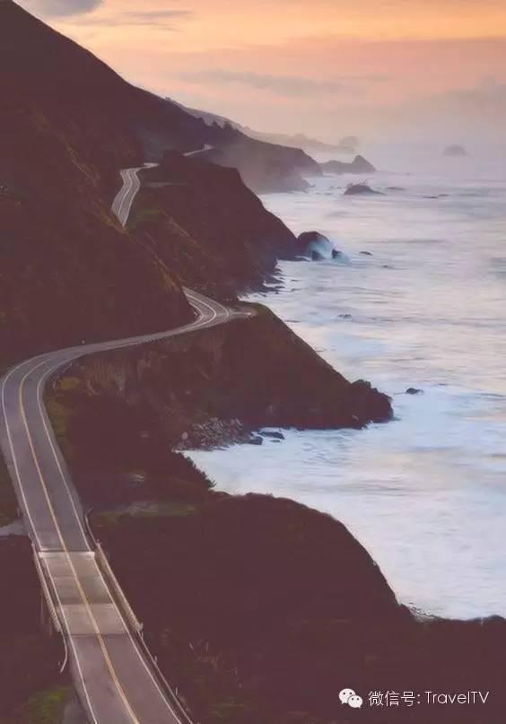 约起?世界那么大,据说这是颜值最高的18条公路…-澳洲唐人街