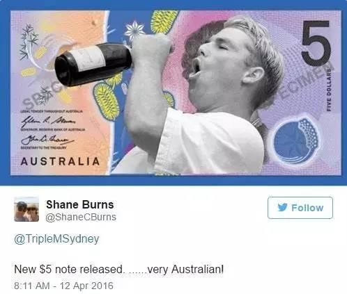 万人取笑的新5元澳币两天后正式发行!令全民爆笑的「大肠杆菌」来了,你會用吗?-澳洲唐人街