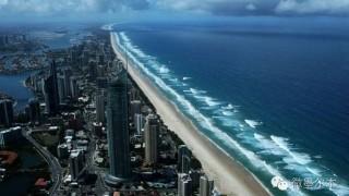 魅力所在!澳洲就是这样一个神奇的国度,南半球的一股泥石流!