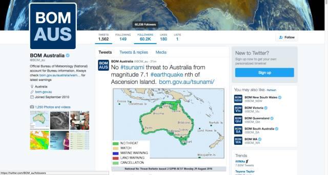 全澳即将进入无法预报天气的诡异局面⋯⋯不过澳洲这鬼天气,预不预报又有什么关系-澳洲唐人街