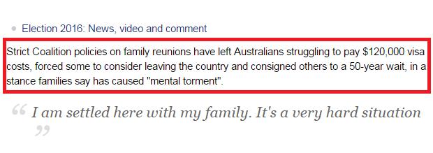 澳洲移民部长发话:澳洲移民父母「準PR」将很快公佈!与父母澳洲团聚不是梦了-澳洲唐人街