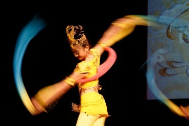 集歌舞、戏曲、书画、美食于一体:2016中华国际艺术节!还不快来参加?