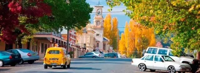 又有新地方玩了,维州14个隐秘小镇入选全澳50佳瑰宝小镇榜单,美得如明信片!-澳洲唐人街