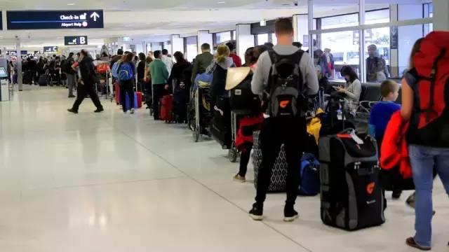 【又来!】机场瘫痪?海关下班?土澳边境人员大罢工两周!-澳洲唐人街