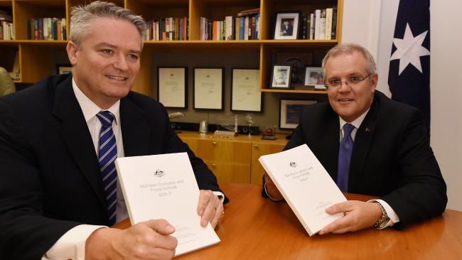 澳财长发布年中经济报告 赤字将增百亿元