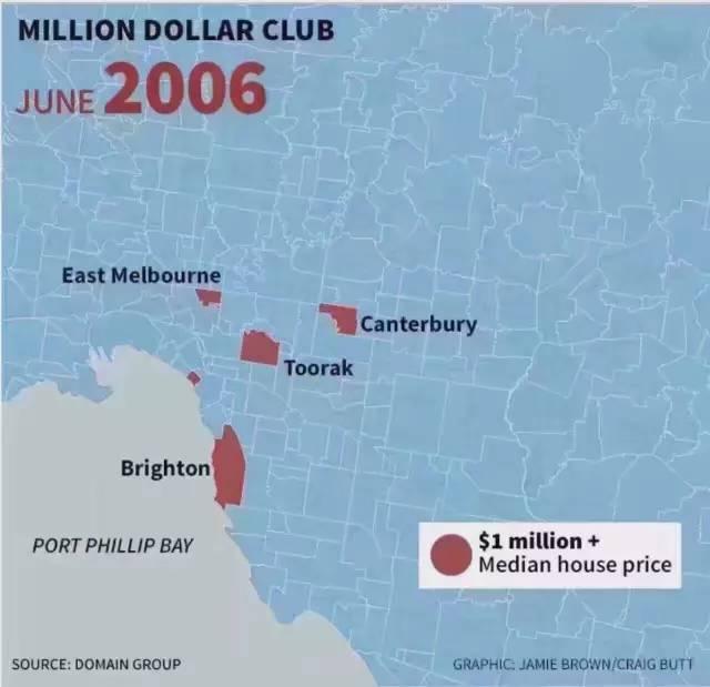 10年翻30倍!澳洲墨尔本百万豪区进化史, 看完感受到了深深的刺激-澳洲唐人街