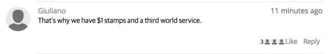 澳洲郵政CEO年薪$560万,澳洲总理都評論:这太高了,是我的10倍!-澳洲唐人街
