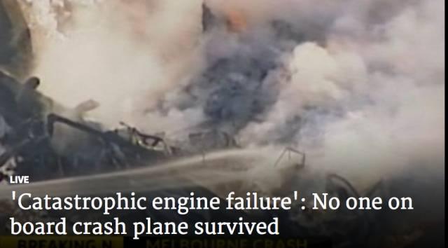 墨尔本飞机撞商场事故原因曝光:机长对机型不熟悉,以往曾差点与别机相撞!-澳洲唐人街