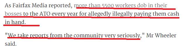 ATO出擊:华人多年旧账遭审计,$14万年薪被挖出,竟然只申报$2万!还差点让父母坐了牢-澳洲唐人街