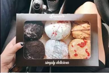 墨尔本最全甜甜圈指南,东南西北各区热推-澳洲唐人街
