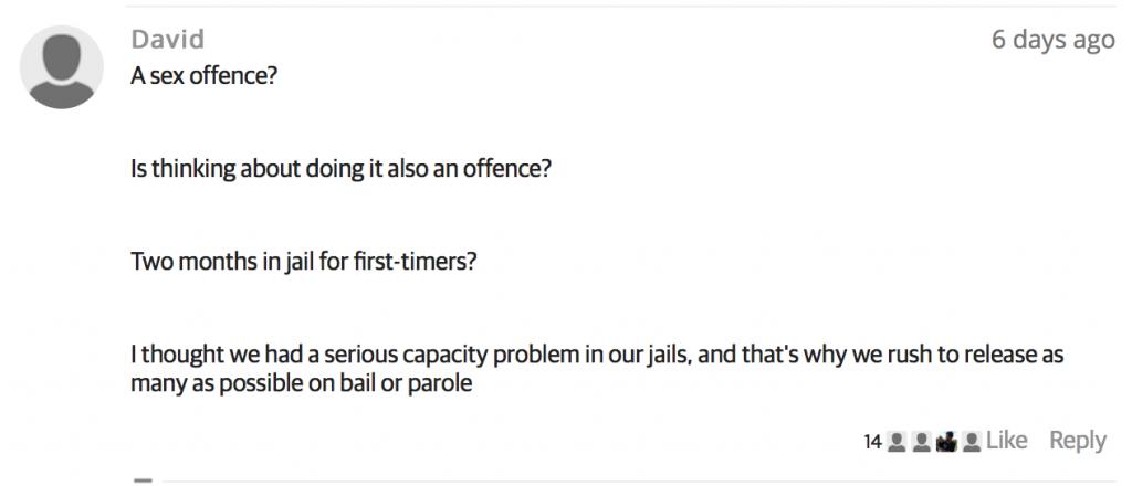 维州新法:公眾地方露屁股最多監禁6個月!很多澳洲網友不高興了-澳洲唐人街