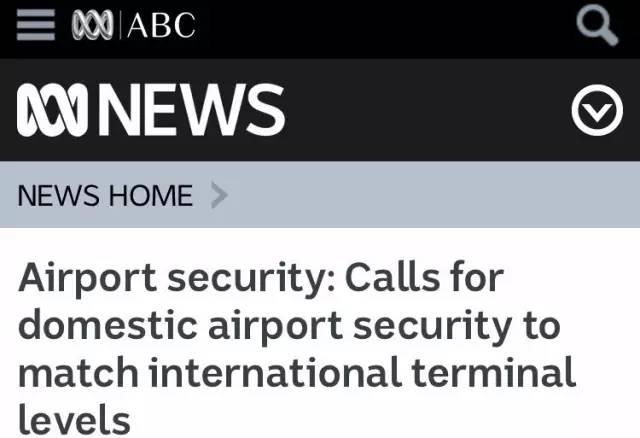 今天起澳洲机场将实施史上最严新规,國際國內航班一致,出行务必预留出充足时间-澳洲唐人街