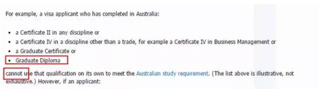 繼續改革:GD不再符合澳洲2年学习要求,连5分都不轻易给了-澳洲唐人街
