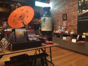 Rain Flower Gem Association Inc tour in Chinese Museum澳洲雨花寶石協會中國博物館之旅-澳洲唐人街