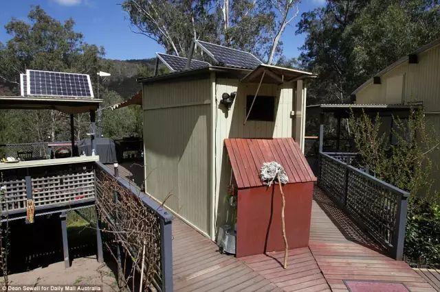 没电没网絡热水也没账单!悉尼一家三口在这个深山裡,活成自己想要的样子-澳洲唐人街