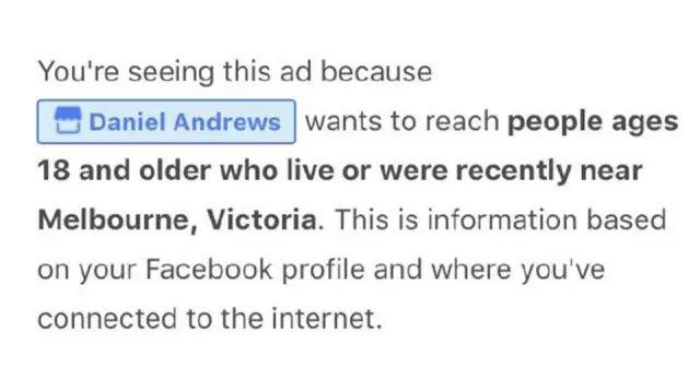 维州州长被指花了纳税人28万来买Facebook讚好-澳洲唐人街