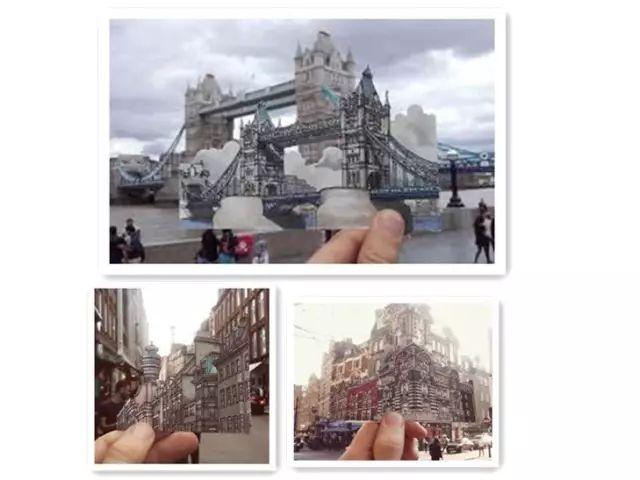 悉尼男用一支筆畫出整個歐洲的大街小巷,火遍Instagram!-澳洲唐人街