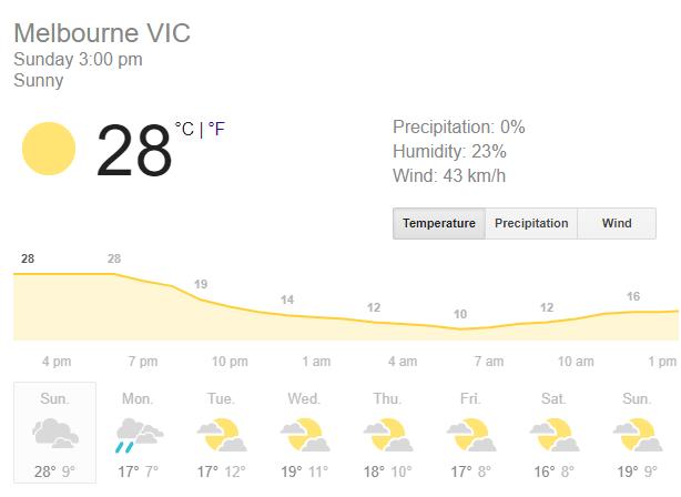 冰火两重天!墨尔本即将开启「冬夏任性切换」模式-澳洲唐人街