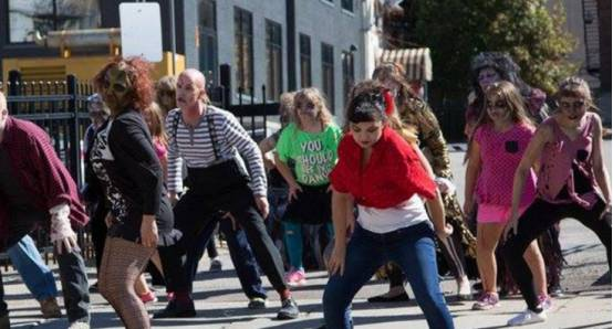 僵尸来了!本週六,墨尔本CBD将被上万名僵尸佔领!附上墨尔本最好的五家变装店-澳洲唐人街