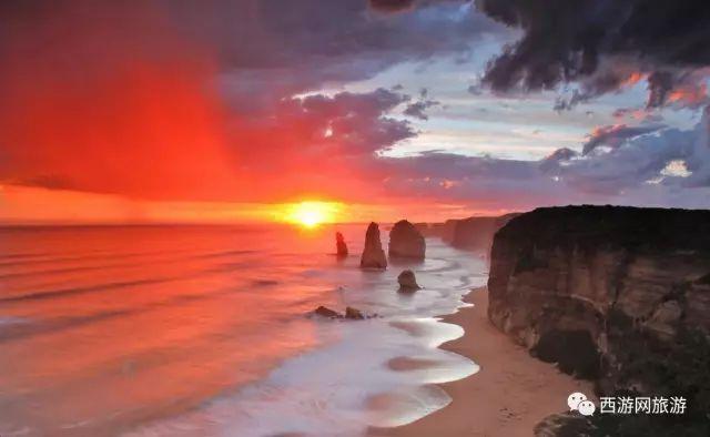 【独家】日升日落,在这里等你-澳洲唐人街