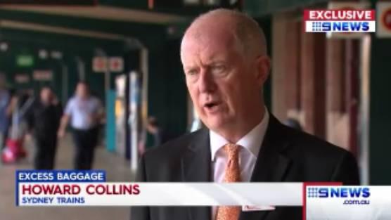 注意:在澳洲火车上携带大件行李,分分钟罚款250澳元!-澳洲唐人街