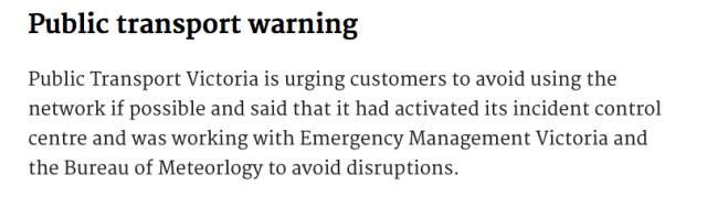 警报升级:暴雨將破紀錄!墨爾本多區尤其河邊發水浸警告,未来三天就别出远门啦-澳洲唐人街