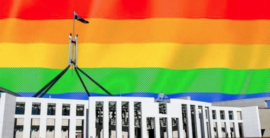 刚刚正式立法!澳洲同性婚姻合法啦!全澳46800对同性伴侣最早2018年1月8号就可以结婚!-澳洲唐人街