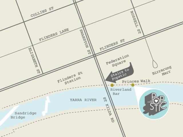 墨尔本CBD冰激凌地图 | 夏天就要沿着冰激凌地图逛街!-澳洲唐人街