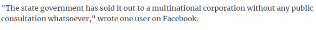 不到一週已有1.6万墨尔本人签名反对苹果,「这座城市的灵魂要丧失了!」-澳洲唐人街