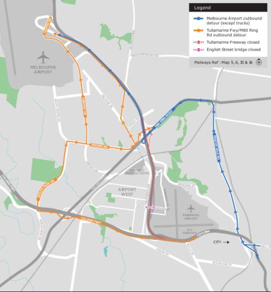 出行注意:墨尔本交通大面积换血,新年期间多处路段被封闭,各种火车站点暂时被关-澳洲唐人街