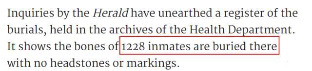 頭皮發麻!悉尼廢棄精神病院地下埋藏1000具屍體,曾經的患者舉止都詭異而瘋狂-澳洲唐人街