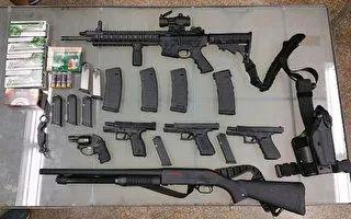 澳大利亞槍支泛濫,平均每年頻發387起槍擊案!維州已成槍支交易黑市大本營-澳洲唐人街