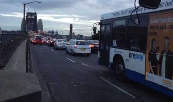 今早一袋鼠衝上海港大橋與警察展開瘋狂追捕,由黑天追到日出-澳洲唐人街