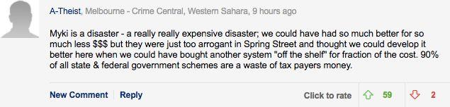 28億澳元造出來的Myki卡/Opal卡將被取代,政府被網友罵翻-澳洲唐人街