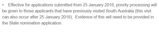南澳剛關閉商業移民簽證申請,188/132簽證受影響-澳洲唐人街