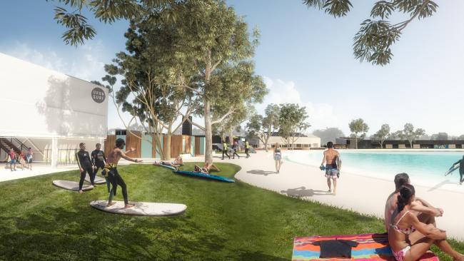 下個月開建!墨爾本將有全澳第一家「沖浪公園」啦!-澳洲唐人街