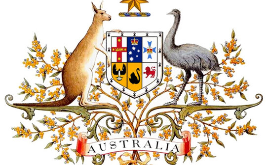 Laughing and crying: The position of the Australian Embassy in China is here again