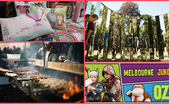 上半年最后一个长週末到了!墨尔本户外滑冰、动漫展、风味小吃节⋯⋯週末活动齐奉送!