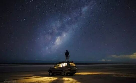 When you come to Australia, how can you not see the brightest star in the night sky!