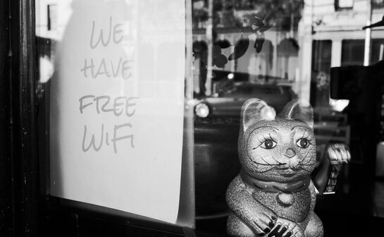 Australia's capital expands free public WIFI daily traffic to 1GB